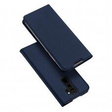 Dėklas Dux Ducis Skin Pro Xiaomi Redmi Note 8 Pro Tamsiai Mėlynas