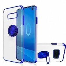 Dėklas Elegance Ring Xiaomi Redmi 8 mėlynas UCS116