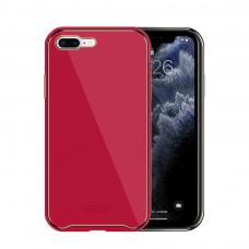 Dėklas Glass Case Apple iPhone 7/8/SE2 rožinis