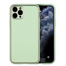 Dėklas Gold Line Apple iPhone 11 Pro šviesiai žalias
