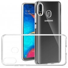 Dėklas High Clear 1,0mm Samsung A202 A20e UCS033