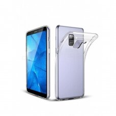 Dėklas High Clear 1,0mm Samsung A600 A6 2018 UCS039