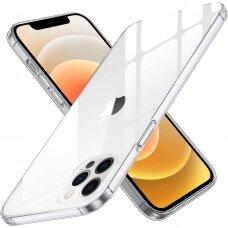 Dėklas Hoco Light Series Apple iPhone 12/12 Pro skaidrus