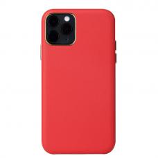 Dėklas Leather Case Apple iPhone 11 raudonas