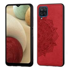 Dėklas Mandala Samsung A125 A12 raudonas