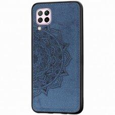 Dėklas Mandala Samsung A125 A12 tamsiai mėlynas