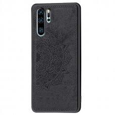 Dėklas Mandala Samsung A426 A42 juodas