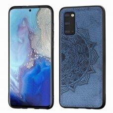 Dėklas Mandala Samsung G981 S20/S11E Tamsiai Mėlynas
