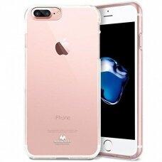Dėklas Mercury Jelly Clear Apple Iphone 7 Plus/8 Plus Skaidrus