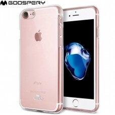 Dėklas Mercury Jelly Clear Apple Iphone 7/8/Se2 Skaidrus