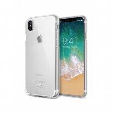 Dėklas Mercury Jelly Clear Apple Iphone Xs Max Skaidrus