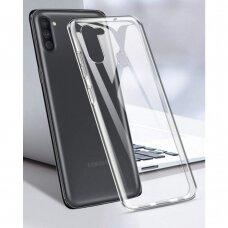 Dėklas Mercury Jelly Clear Samsung A11 skaidrus UCS028