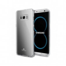 Dėklas Mercury Jelly Clear Samsung G950 S8 skaidrus UCS010