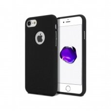 Dėklas Mercury Soft Jelly Case (Hole) Apple iPhone 7/8/SE2 juodas UCS062
