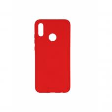 Dėklas Mercury Soft Jelly Case Huawei P Smart 2019 raudonas UCS089
