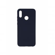 Dėklas Mercury Soft Jelly Case Huawei P Smart 2019 Tamsiai Mėlynas