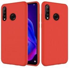 Dėklas Mercury Soft Jelly Case Huawei P40 Lite E/Y7P raudonas UCS067