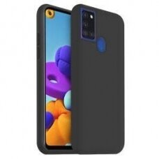 Dėklas Mercury Soft Jelly Case Samsung A217 A21S Juodas
