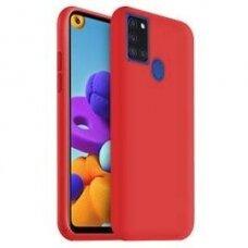 Dėklas Mercury Soft Jelly Case Samsung A217 A21S raudonas