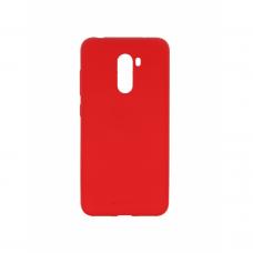 Dėklas Mercury Soft Jelly Case Xiaomi Pocophone F1 raudonas UCS109