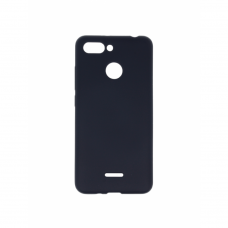 Dėklas Mercury Soft Jelly Case Xiaomi Redmi 6 Tamsiai Mėlynas