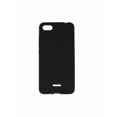 Dėklas Mercury Soft Jelly Case Xiaomi Redmi 6A juodas UCS120