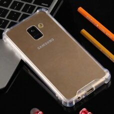 Dėklas Mercury Super Protect Case Samsung A530 A8 2018 skaidrus UCS036