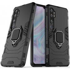 Dėklas Panther Xiaomi Mi Note 10/Mi Note 10 Pro/Mi CC9 Pro juodas UCS103