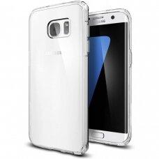 Dėklas Select Tpu Frosted Samsung G930 S7 Skaidrus