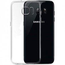 Dėklas Select Tpu Frosted Samsung G935F S7 Edge Skaidrus