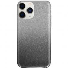 Dėklas Shine iPhone 13 Pro Max juodas