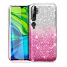 Dėklas Shine Xiaomi Mi Note 10/Mi Note 10 Pro/Mi CC9 Pro rožinis UCS103
