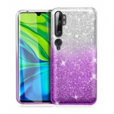 Dėklas Shine Xiaomi Mi Note 10/Mi Note 10 Pro/Mi CC9 Pro violetinis UCS103