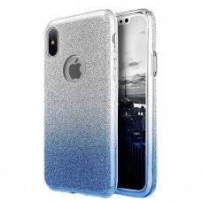 Dėklas Shine Xiaomi Redmi 8A mėlynas UCS115