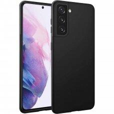 Dėklas Silicon Samsung S21 Plus/S30 Plus juodas