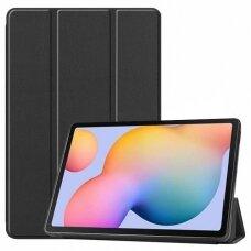 Dėklas Smart Leather Apple iPad Air 10.9 2020 juodas