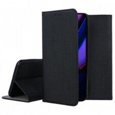 Dėklas Smart Magnet Apple iPhone 11 Pro Max juodas USC056