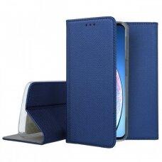 Dėklas Smart Magnet Apple Iphone 11 Tamsiai Mėlynas