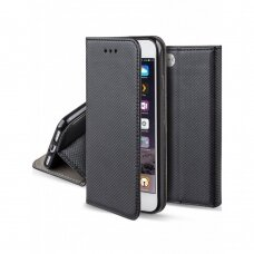 Dėklas Smart Magnet Apple iPhone 5/5S juodas UCS066