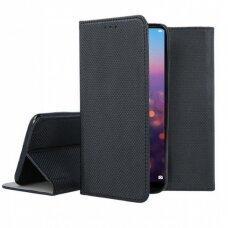 Dėklas Smart Magnet Huawei P20 Juodas