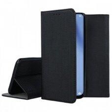 Dėklas Smart Magnet Huawei P40 Lite juodas UCS068