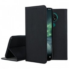 Dėklas Smart Magnet Nokia 6.2/7.2 Juodas