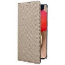 Dėklas Smart Magnet Samsung A02s auksinis