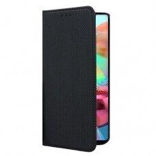 Dėklas Smart Magnet Samsung A02s juodas