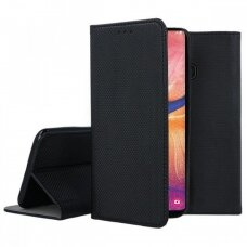 Dėklas Smart Magnet Samsung A202 A20e juodas UCS033