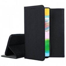 Dėklas Smart Magnet Samsung A41 Juodas