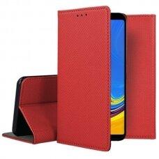 Dėklas Smart Magnet Samsung A426 A42 5G raudonas