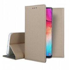 Dėklas Smart Magnet Samsung A505 A50/A507 A50s/A307 A30s auksinis UCS031
