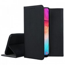 Dėklas Smart Magnet Samsung A505 A50/A507 A50s/A307 A30s juodas UCS031