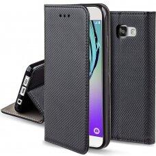 Dėklas Smart Magnet Samsung A510F A5 2016 Juodas